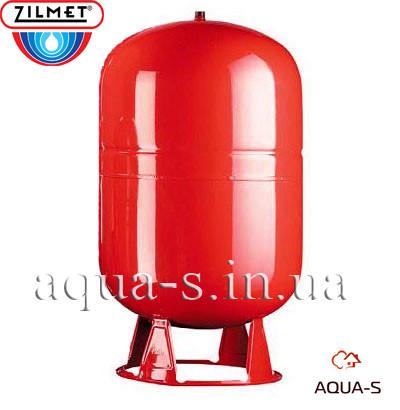 """Бак расширительный Zilmet Cal-Pro 250 L (G 3/4"""") для систем отопления (Италия) 1300025000"""