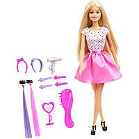 Кукла Барби Стильные волосы Barbie Style Your Way Doll