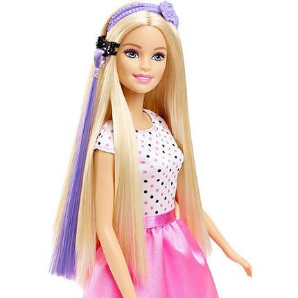 Кукла Барби Стильные волосы Barbie Style Your Way Doll, фото 2
