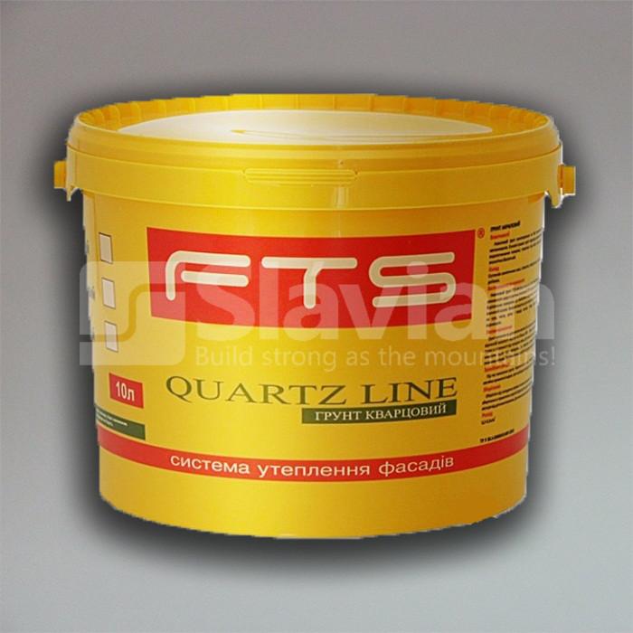 Грунт силиконовый FTS «QUARTZ LINE», 10л