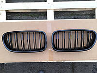 Решетка радиатора ноздри BMW F10, фото 1