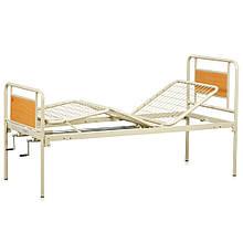 Ліжко металеве функціональна трисекційна OSD-94V