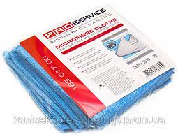 PRO Серветки з мікрофібри універсальні 5 шт (16шт/ящ)