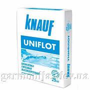 Шпаклевка KNAUF Uniflot гипсовая, 25 кг