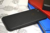 """Виниловая наклейка """"Чёрный структурный мат"""" Iphone 7 (0,2 mm)"""
