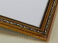 Рамка для картин 50*40 со стеклом, профиль 25 мм (код OD259-3040)