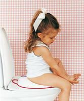 Универсальное детское сидение для унитаза Toilet Trainer ТМ BabyBjorn Бело-красный 58024