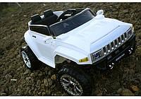 Детский Электромобиль FT2016 Hummer на EVA колесах,белый***