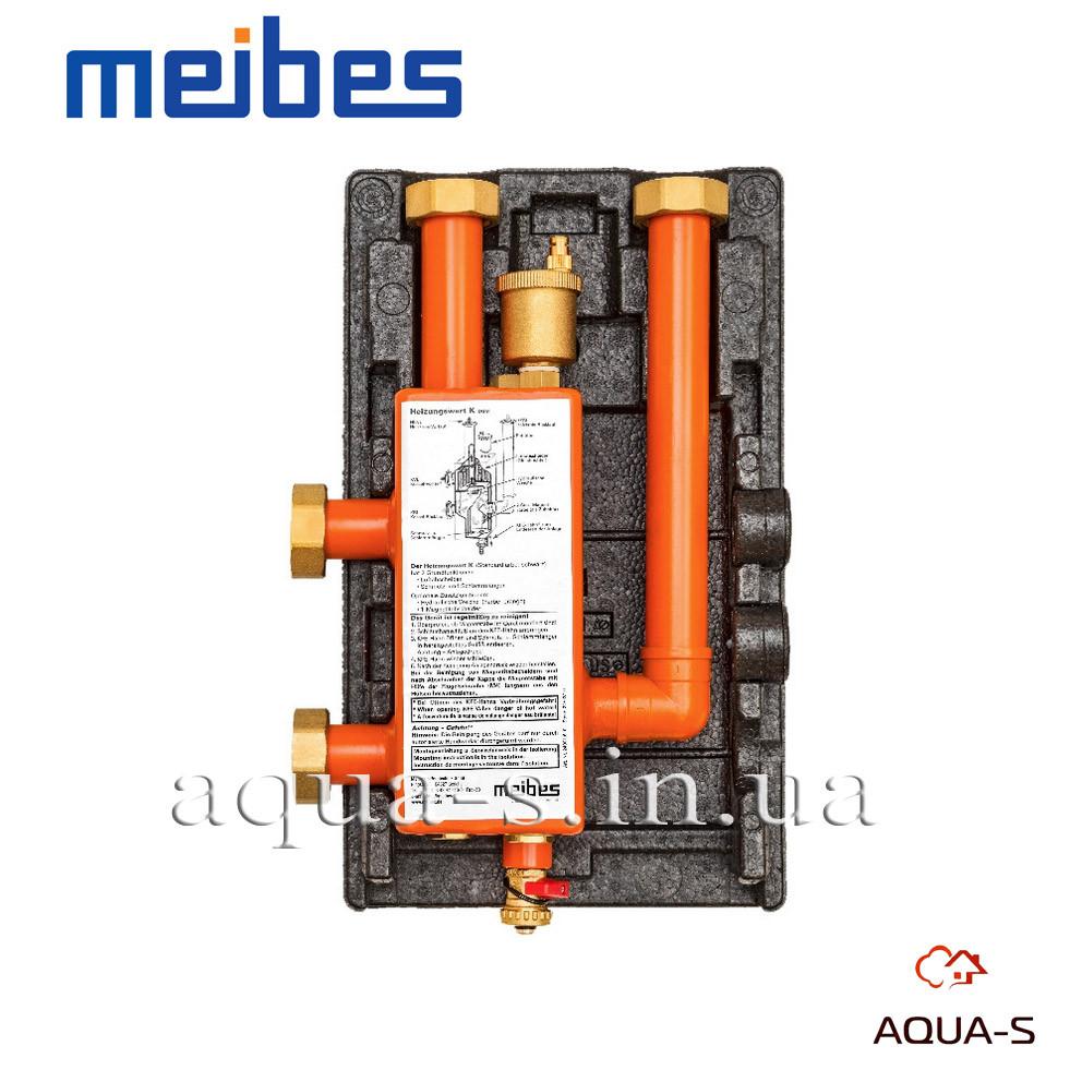Гидравлическая стрелка Meibes МНK 25, 2 м.куб./ч., 70 кВт (66391.2) Германия