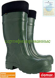 Резиновые сапоги мужские (рабочая резиновая обувь) DEMAR Польша BDPREDATOR Z