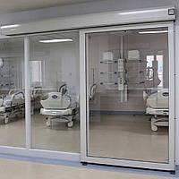 Manusa Visio Hermetic Clear View розсувні двері