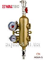 """Гидравлическая стрелка VALTEC для системы отопления (бронза)   VARIMIX 1 1/4"""" VT.VAR00.G.07"""