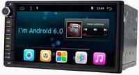 Магнитола Prime-X A6, 2DIN, Android 6