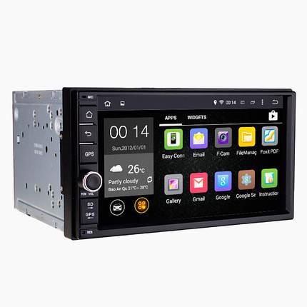Магнитола Prime-X 7UK, 2DIN, Android 5.11, фото 2