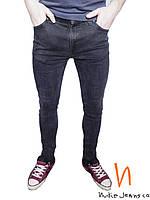 Джинсы мужские Nudie Jeans co Оригинал р-р 34 (сток, б/у) зауженные, чино, chino, скини, Skinny, серые