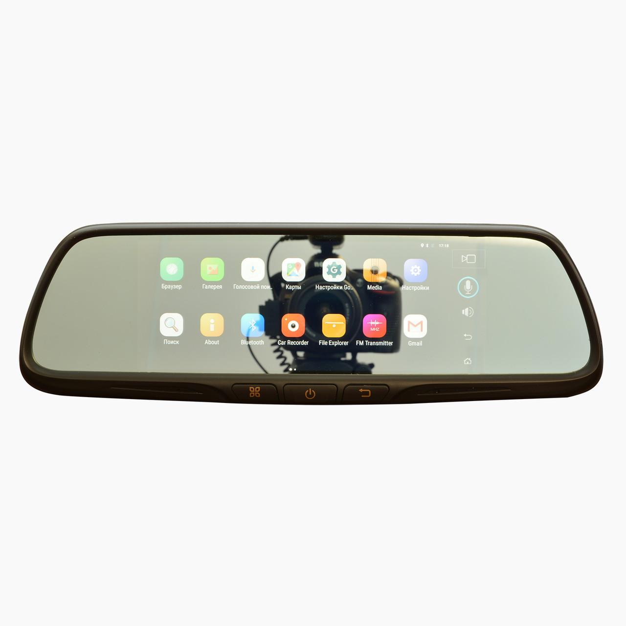 Android зеркало регистратор видео регистратор garmin