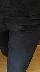 Замшевые лосины (42-48) № 9, фото 3