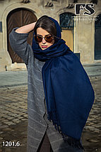 Стильный шарф из пашмины, фото 2