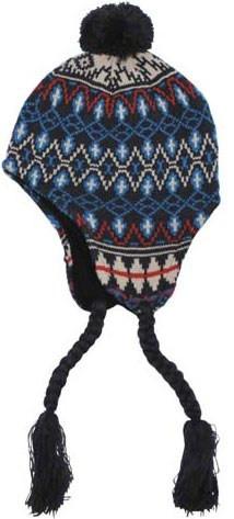 """Акриловая шапка, флисовая подкладка """"Peru Callao"""" 10042A"""