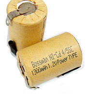 Аккумулятор для шуруповерта 4/5 SC1300P-U 1,2V 1.3Ah
