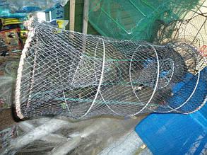Верши (Ятерь) Вентерь для ловли раков, рыбы 60*110 см