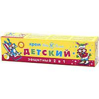 Детский крем Невская косметика защитный 2 в 1 40 мл (4600697192185)