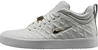 Мужские кроссовки Nike Tiempo Vetta White Найк белые