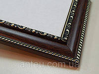 Рамка для картин 30*40 со стеклом, профиль 29 мм (код 2933-3040)
