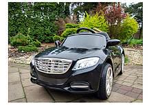Детский электромобиль Mercedes - Benz 2188 белый, черный, красный