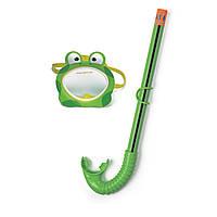 Детский набор для плавания Intex 55940 (маска, трубка)