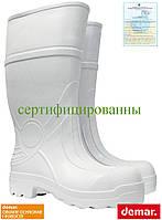 Резиновые сапоги мужские (рабочая резиновая обувь) DEMAR Польша BDPREDATOR W