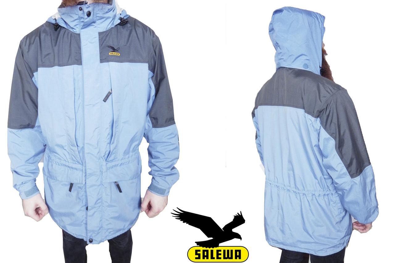 Куртка мужская Salewa р-р XL (сток, б/у) весна-осень, ветровка