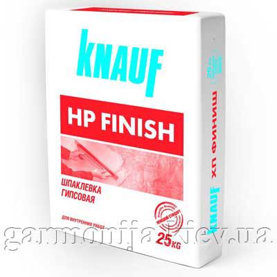 Шпаклевка KNAUF НР Finish гипсовая, 25 кг