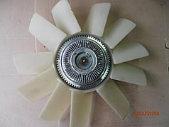 Муфта вентилятора охлаждения УАЗ Патриот. 11 лопастей.