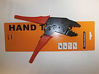 Пресс-клещи механические HS-1016 для обжима наконечников и гильз 0,5-16 мм²