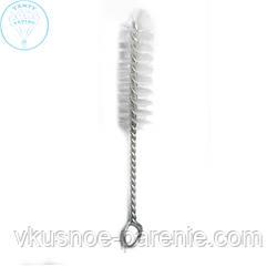 Щетка-ершик малая для чистки спирали