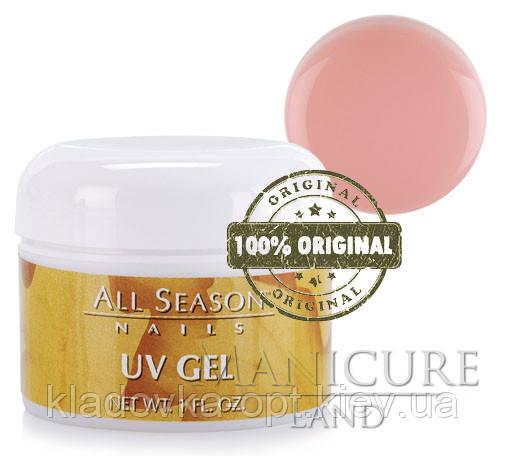 Моделирующий UV гель All Season (розовый) 56 г