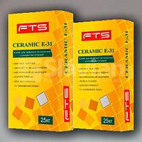 Клей для плитки FTS «CERAMIC 31», 25кг, фото 1