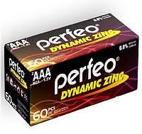 Батарейка Перфео соль Р03 60 шт.