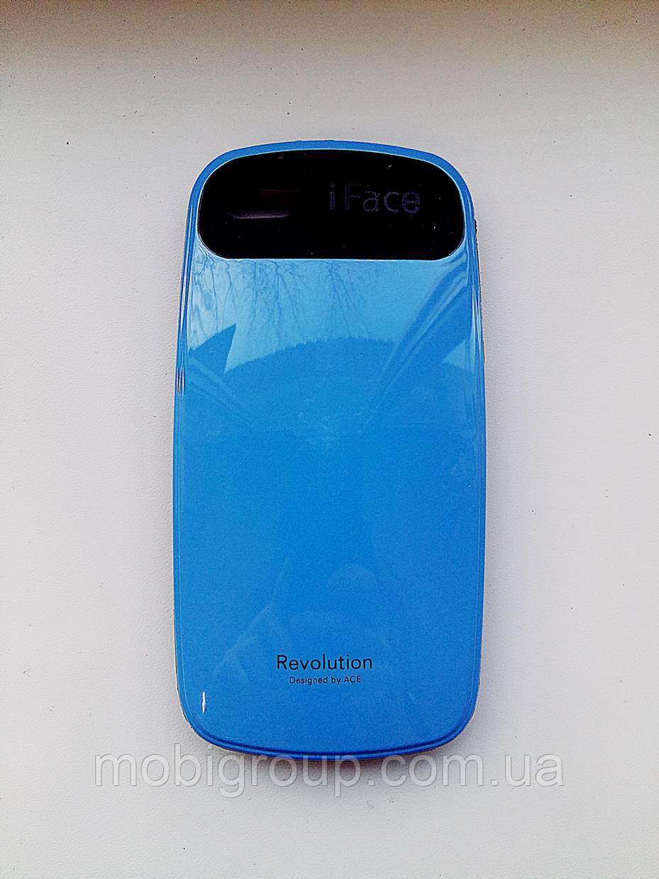 Силиконовый чехол iFase Revolution iPhone SE/5S/5