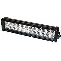 Светодиодная фара комбинированного света AllLight A-72W 24chip CREE combo 9-30V