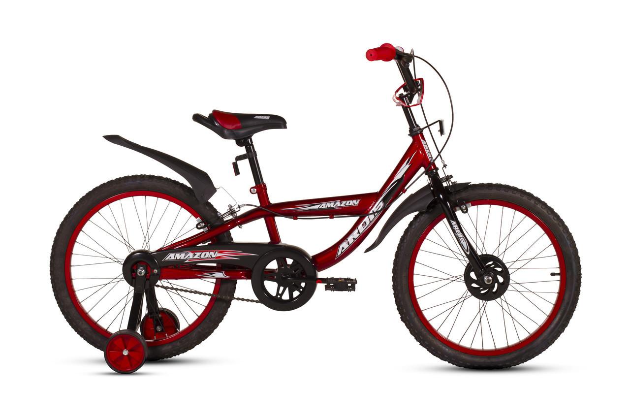 """Детский велосипед ARDIS AMAZON BMX 20""""  Красный"""