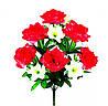 Букет Розы с Колокольчиками 48см (№580)