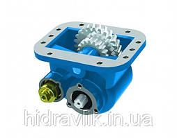 Коробка відбору потужності (КОМ) на самоскид SCANIA GRS 900