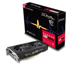 "Видеокарта Sapphire Radeon RX 570 4GD5 PULSE (11266-04-20G) GDDR5 256bit ""Over-Stock"" Б/У"