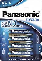 Батарейки Panasonic Evolta AA LR6 1.5V 4шт Blister