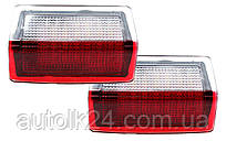 Штатная LED подсветка двери Mercedes E-class