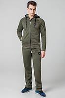 Спортивный костюм с капюшоном Kiro Tokao - 462S хаки