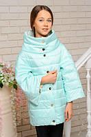 Двухсторонняя  куртка для девочки Жаклин
