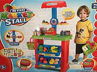 Детский игровой супермаркет Market Stall